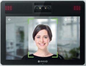 虹彩認証装置 新シリーズ「iT100」